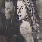 Mirror Echo Gothic by Galen Valle