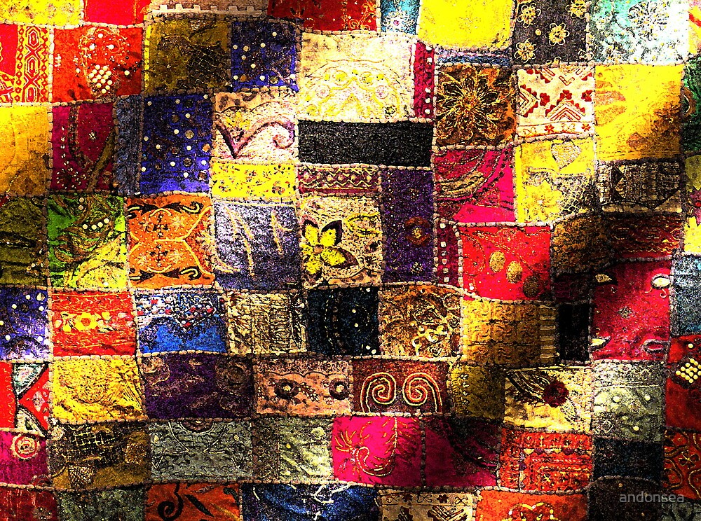 Patchwork by andonsea