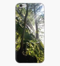 Good Timber, Vernal Falls, Yosemite iPhone Case