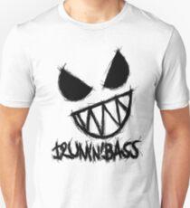 Drum N Bass Monster Tee Unisex T-Shirt