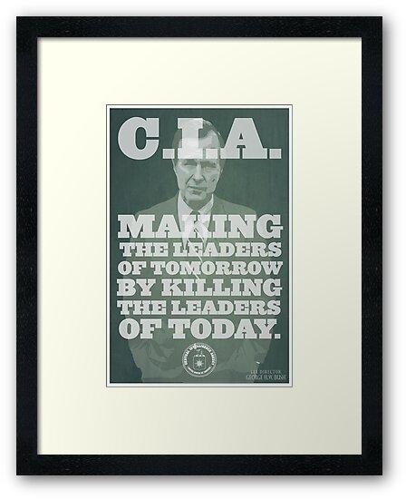 C.I.A. Leaders of Tomorrow by LibertyManiacs