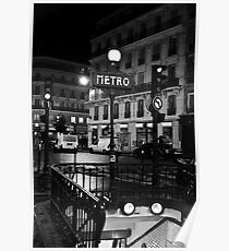 metro,,,, Poster