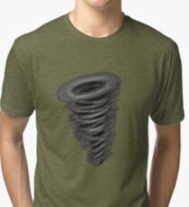 charcoal cyclone Tri-blend T-Shirt
