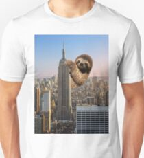 The Empire Sloth Building T-Shirt