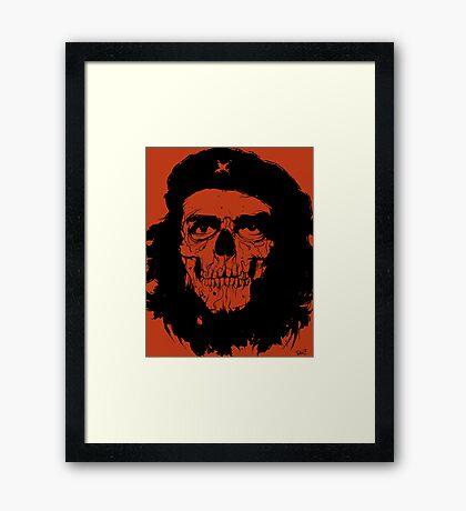 Revolución de la Muerte Framed Print