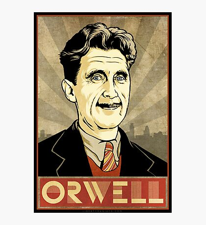 George Orwell Photographic Print