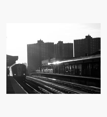 New York City Subway Photographic Print