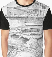 Sorrento Grotto Graphic T-Shirt