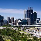 Perth City by Austin Dean
