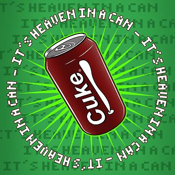 It's Heaven in a Can by weRsNs