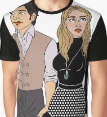 Charles & Raven Graphic T-Shirt