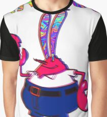 Are you feeling it now Mr Krabs? Graphic T-Shirt