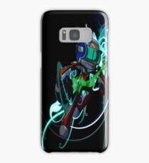 Bomberman DS 2: Blueish Design Samsung Galaxy Case/Skin