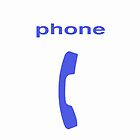 phone by ubiquitoid