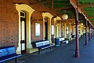 Junee Railway Station by Darren Stones