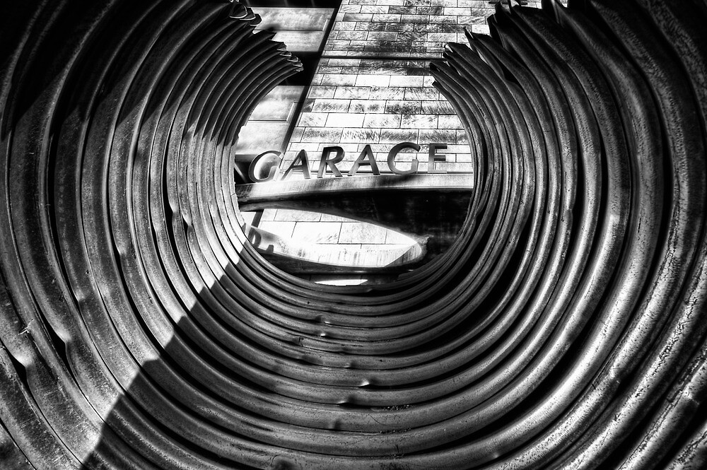 Garage by Bob Larson