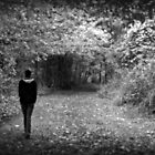 The Lonely Walk by Jessica Liatys