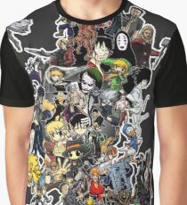 Doodle Graphic T-Shirt