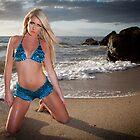 Bikini beach sunset by Gavin Poh