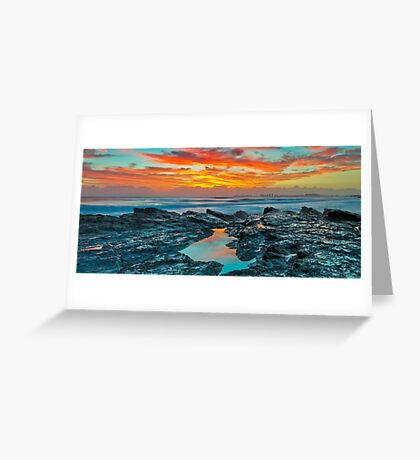As it Happened Greeting Card