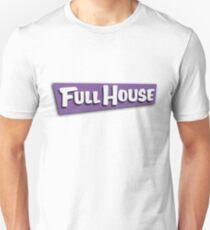 Full House Logo Unisex T-Shirt