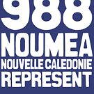 988 Nouméa Nouvelle-Calédonie Represent by kaysha