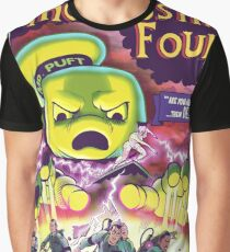 The Ghostbustin Four #49 Graphic T-Shirt