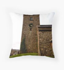 ENGLAND CHURCH Throw Pillow