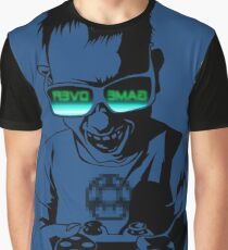 Video Game Junkie Graphic T-Shirt
