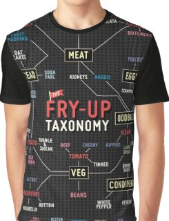 Fry up taxonomy Graphic T-Shirt