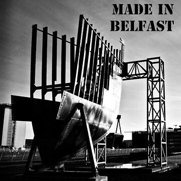Titanic - Made in Belfast by Zedder