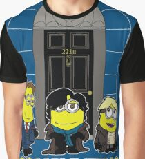 The Worlds only Consulting Minion Graphic T-Shirt