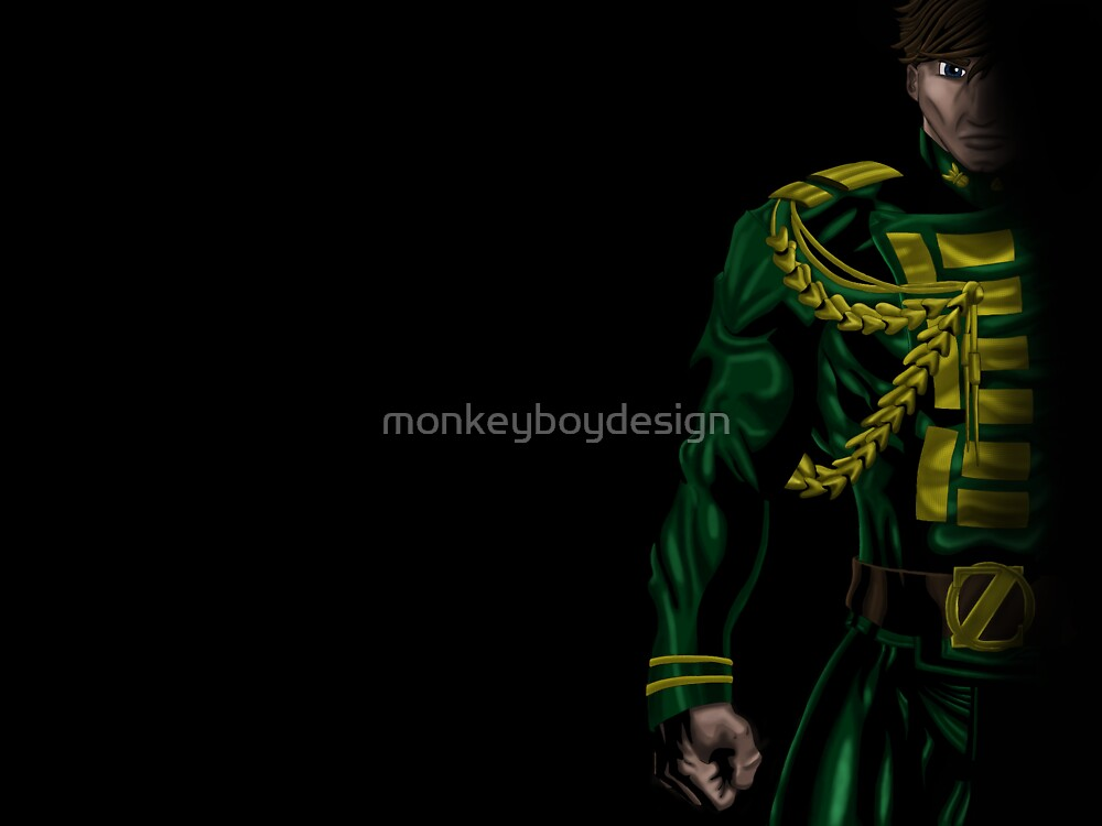 Fiyero: Captain of the Guards by monkeyboydesign