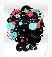 Deft Moodiness Poster