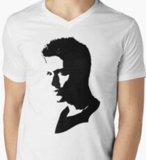Jensen Ackles Men's V-Neck T-Shirt