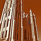 Grace Episcopal Cathedral - Topeka, Kansas by michael6076