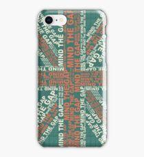 UK flag iPhone cover iPhone Case/Skin