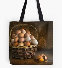 Don't put all your eggs  ..................... Tote Bag