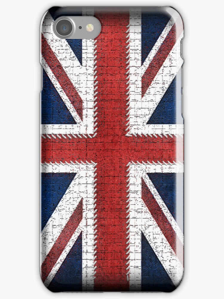 Union Jack Flag by abinning