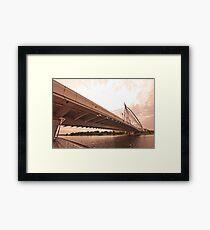 Seri Wawasan Bridge Framed Print