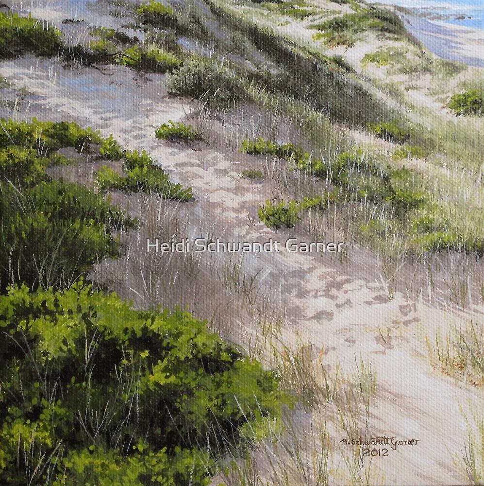 Powlett Beach Study by Heidi Schwandt Garner