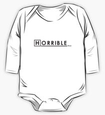 DR. HORRIBLE, PHD. One Piece - Long Sleeve