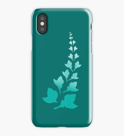 Teal [Print and iPhone / iPod Case] iPhone Case/Skin