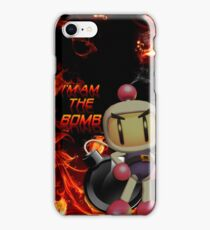 Bomberman: I'm am the BOMB iPhone Case/Skin