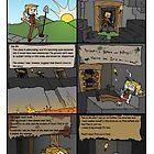 Doomed Adventures in Minecraft. by Longburns