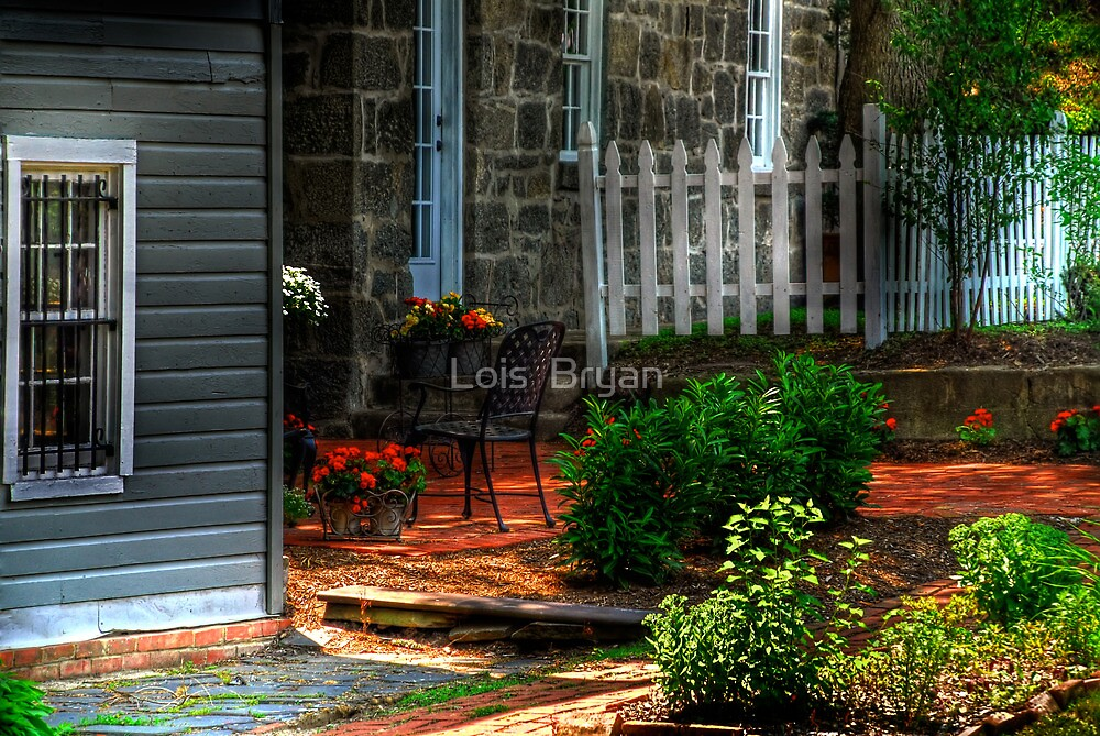 A Seat In The Shade by Lois  Bryan