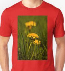 Yellow & Green Unisex T-Shirt