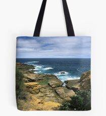 """Where Land Meets Sea"" ∞ Bermagui, NSW - Australia Tote Bag"
