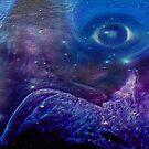 THE EYE OF THE UNIVERSE by Sherri Palm Springs  Nicholas