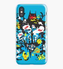 It's just spooky! iPhone Case/Skin